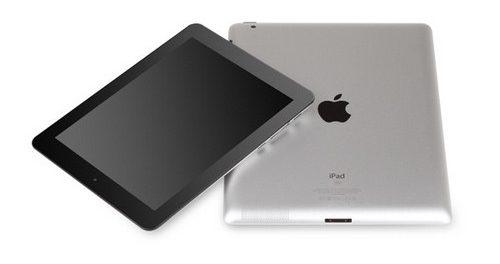 Teclast P88 i iPad