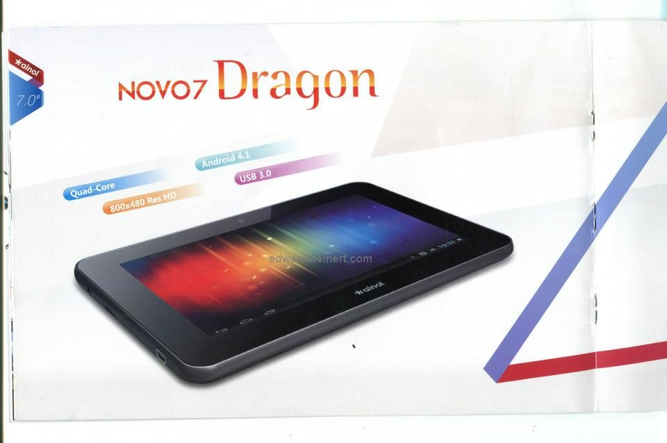 Ainol Novo7 Dragon