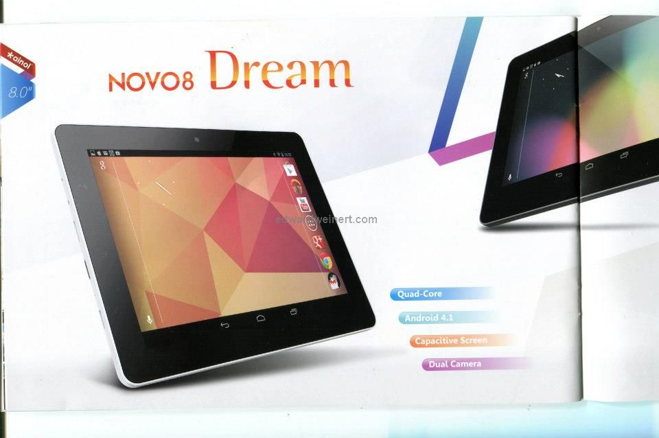 Ainol Novo8 Dream