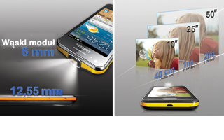 Samsung GT-I8530 Galaxy Beam