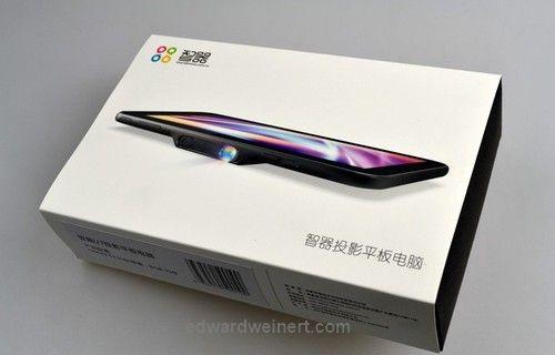 SmartQ U7 pudełko