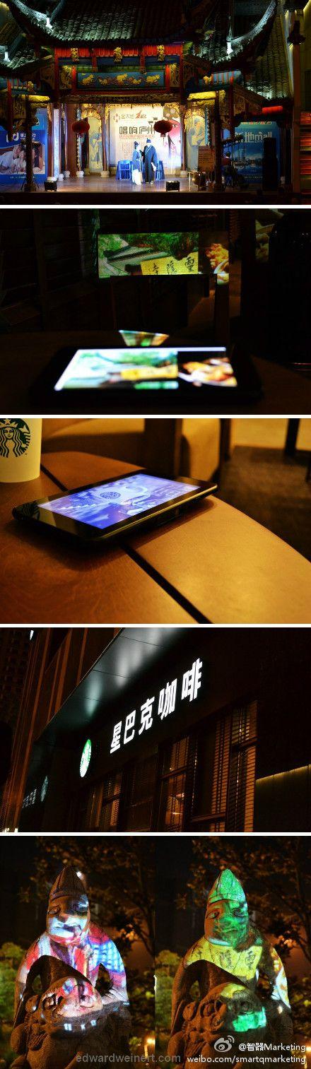 SmartQ U7 - projektor