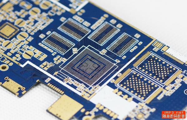 Teclast P88 PCB