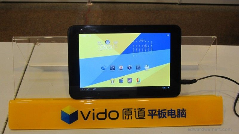 Vido N70 Dual-core HD