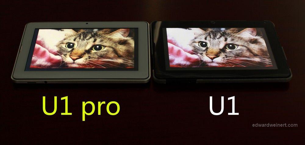 PIPO U1 Pro vs PIPO U1