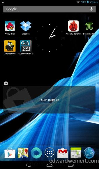 Acer Iconia Tab B1-1