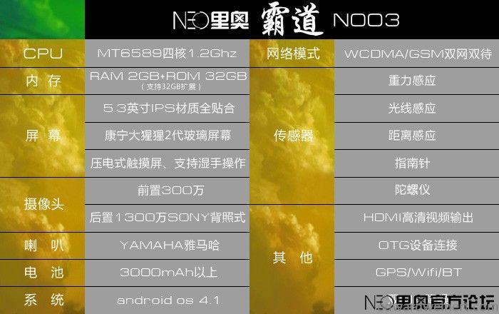 Neo N003-2