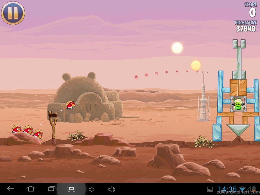 Onda V812 Angry Birds Star Wars
