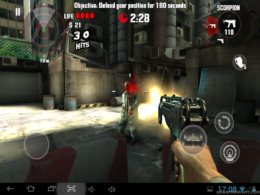 Onda V812 Death Trigger