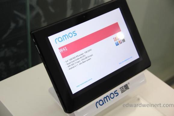 Ramos W41