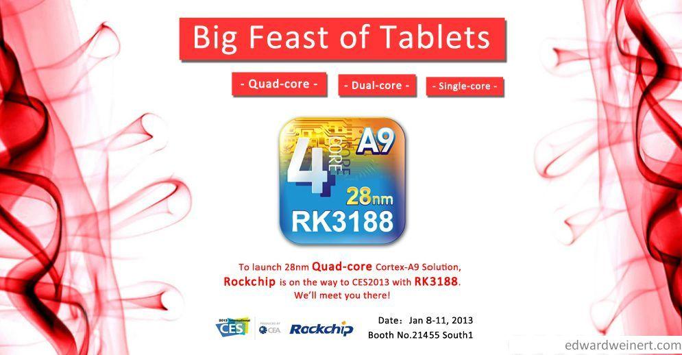 Rockchip RK3188-3