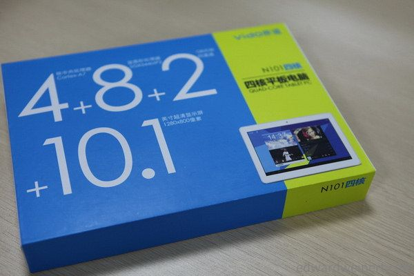 Vido N101 Quad-core-2