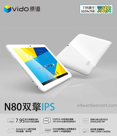 Vido N80 II