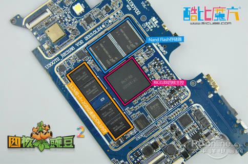 Cube U30GT2 - Board 3