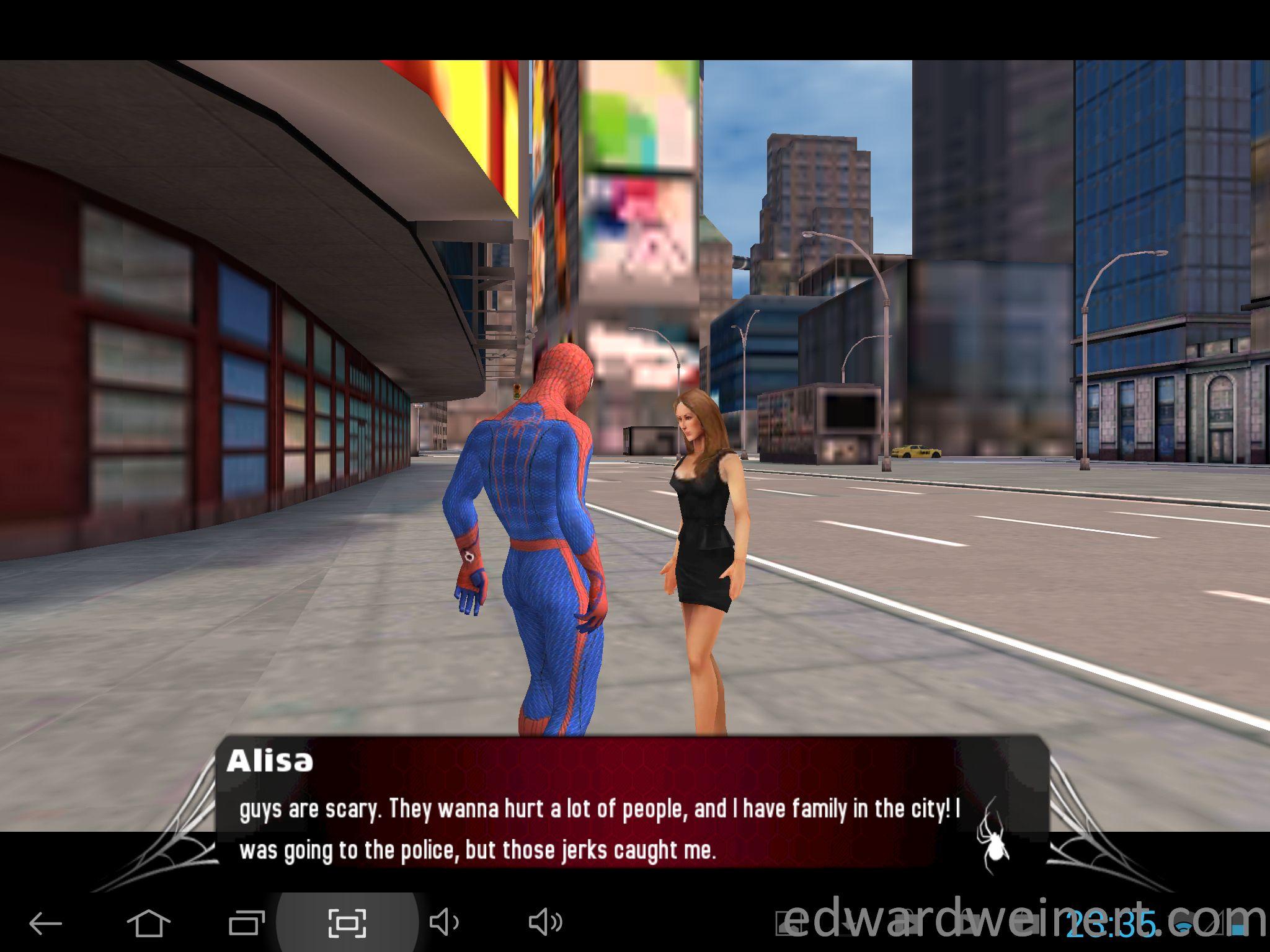 Onda V972 Spider-man