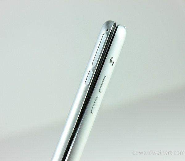 Teclast P78 vs iPad Mini - 3