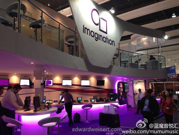 MWC 2013 Imagination