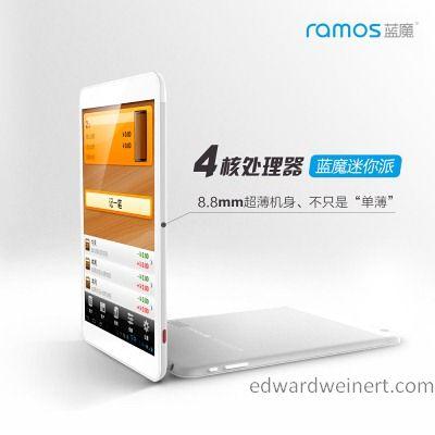 Ramos mini Pad - 1