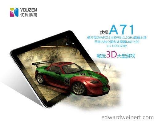 Youzen A71 2