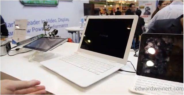 AllWinner laptop