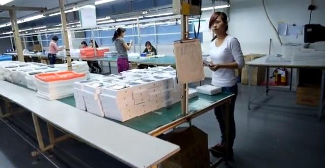 Freelander factory slide