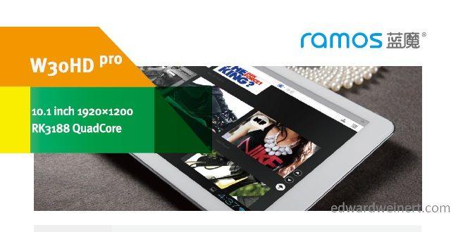 Ramos W30HDpro 2