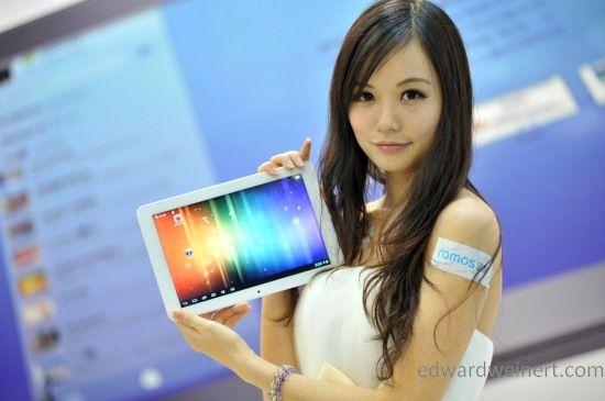 Tablety Ramos W30pro i Ramos W30HDpro z procesorem RK3188 i wbudowanym 3G