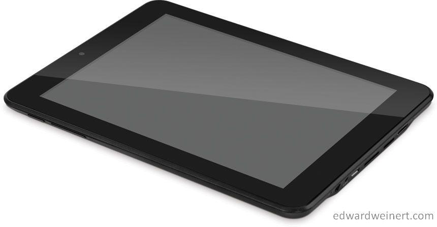 TechniPad-8G