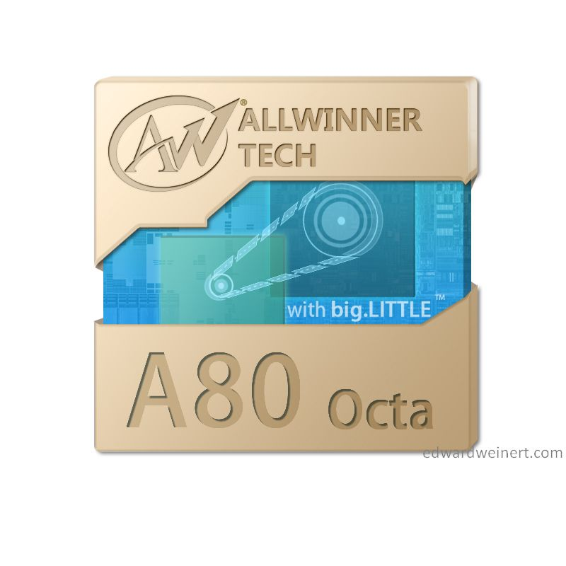 Proceor AllWinner UltraOcta A80 zostanie zaprezentowany w Hong Kongu
