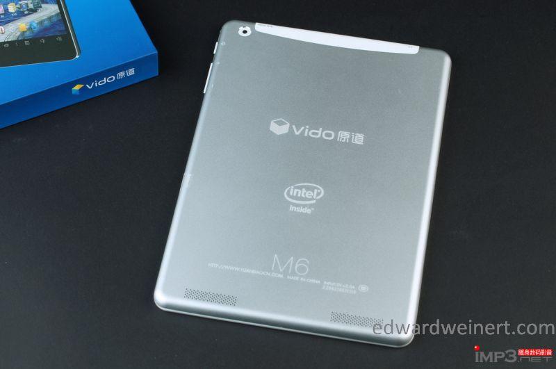 7,9 дюймовый планшет Vido M6 на базе процессора Intel Atom Z2580