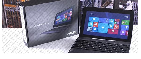 Wygraj tablet Asus Transformer Book T100 z Windows 8 w konkursie sklepu X-KOM!