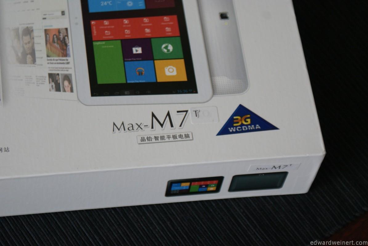 Test tabletu PIPO M7T z 3G (Aero2) i GPS – pierwsze wrażenia