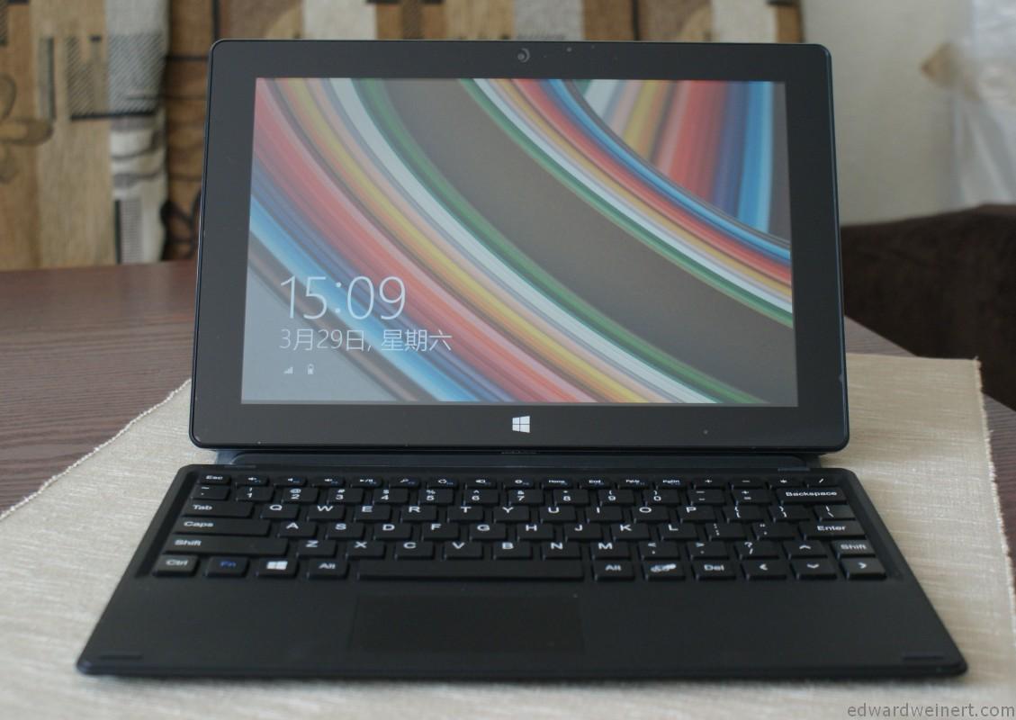 Test tabletu Pipo W1 z Windows 8.1 i procesorem Intel Atom Z3740D – pierwsze wrażenia