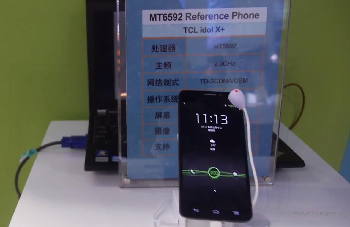 mediatek-mt6592-tcl-idol-x-plus