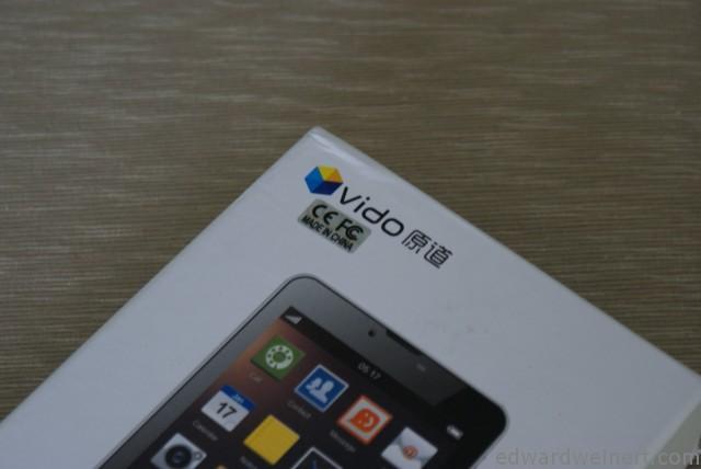 Recenzja tabletu Vido N70 3G z DualSIM, 3G i  GPS w cenie 299 złotych