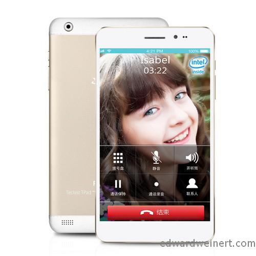 Teclast P79HD 3G – mobilny 7-calowy tablet FullHD z procesorem Intel Atom Z2580
