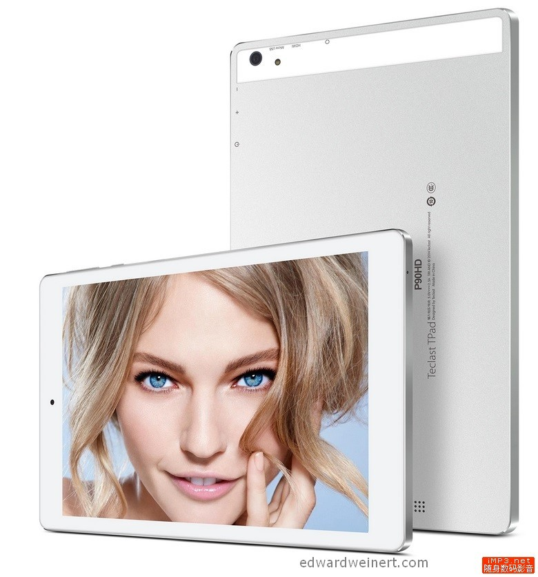 Tablet Teclast P90HD z wyświetlaczem 8.9 cala o rozdzielczości 2560 x 1600 i procesorem RK3288 za 255 USD