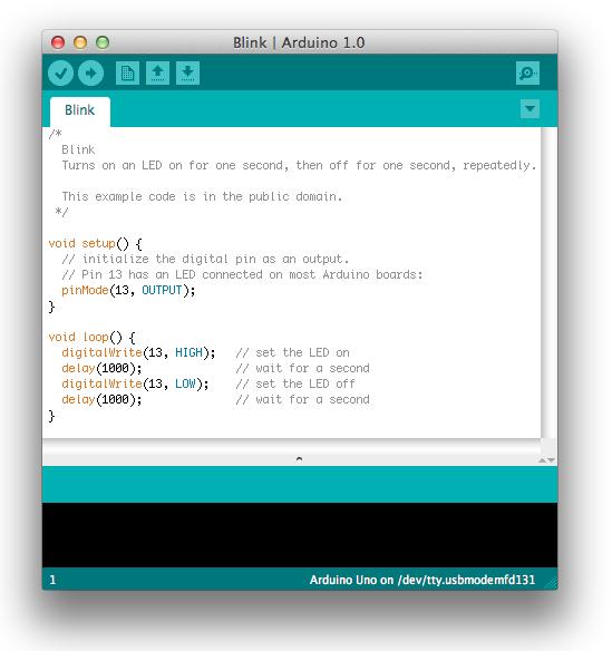 Arduino1Blink