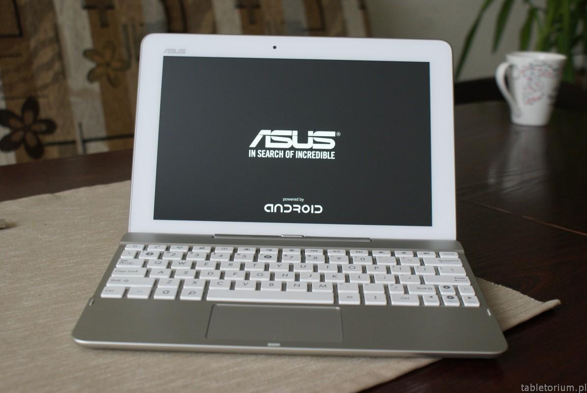Test tabletu ASUS Transformer Pad TF103C ze stacją dokującą. Pierwsze wrażenia