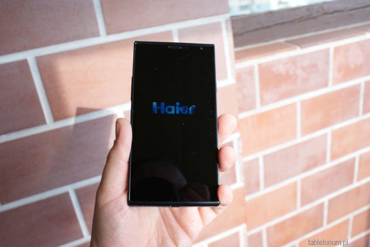 Test telefonu Haier W858 – pierwsze wrażenia