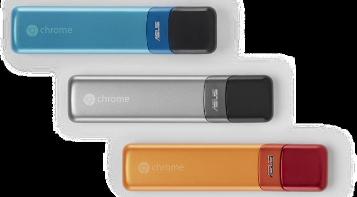 Chromebit – Google Chrome OS w telewizorze
