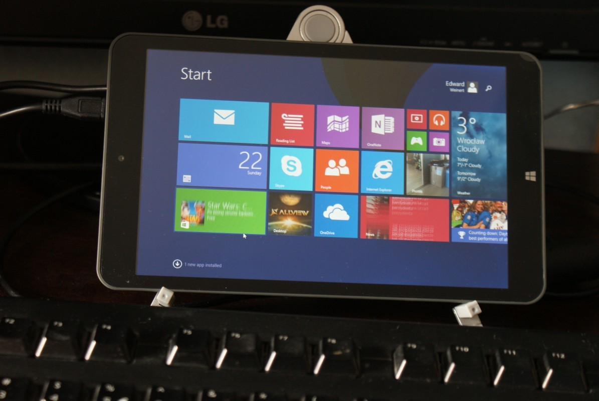 Recenzja tabletu AllView WI8G