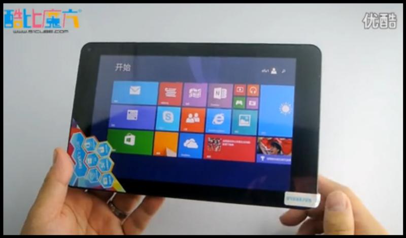Cube iWork8 3G – mały dwusystemowy tablet z wbudowanym 3G