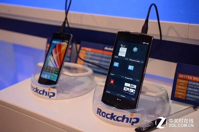 Pierwsze smartfony i tablety z Androidem z procesorem Intel Atom x3, czyli Rockchip SoFIA 3G zaprezentowane!