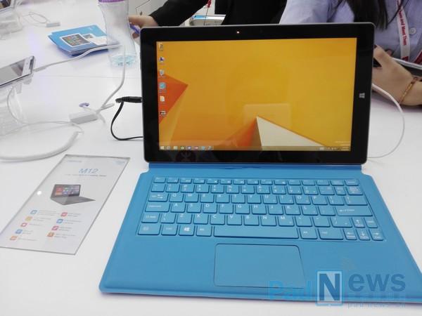 Ramos M12 oraz Ramos i100 Pro – dwa nowe tablety dwusystemowe Android/Windows